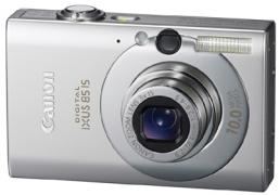 Canon IXUS85IS Digital Camera Black, Silver (Canon Aust)