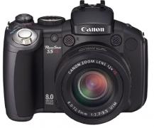 Canon PowerShot S5 IS Digital Camera (Canon Aust)