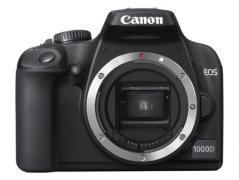 Canon EOS 1000D Body 10.1mp Digital SLR Camera (Canon Aust)