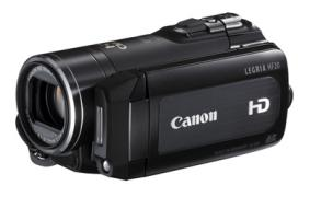 Canon Legria HF20 Full Hi Def 32GB Flash SDHC Digital Video Camera PAL (Canon Aust)