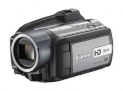 Canon Legria HG20 Hi Def 60GB HDD Digital Video Camera PAL (Canon Aust)
