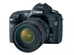 Canon EOS 5D Kit w/ EF 24-105mm f/4L IS USM lens Digital SLR Camera (Canon Aust)