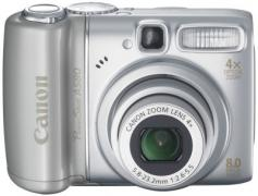 Canon PowerShot A580 Digital Camera (Canon Aust)
