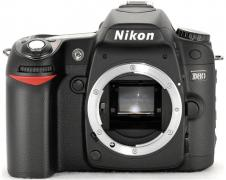 Nikon D80 Body Digital SLR Camera