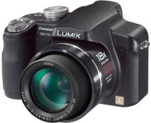 Panasonic Lumix DMC-FZ18 Digital Camera Black