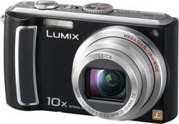 Panasonic Lumix DMC-TZ15 Digital Camera Black