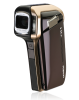 Sanyo Xacti VPC-HD700 Digital Camcorder PAL - Brown