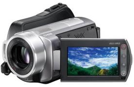 Sony Handycam DCR-SR220 Video Camera Camcorder DCR-SR220E PAL