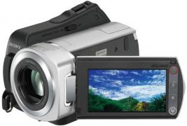 Sony Handycam DCR-SR45 30GB HDD Video Camera Camcorder DCR-SR45E PAL