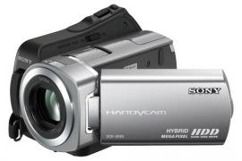 Sony Handycam DCR-SR85 Video Camera Camcorder DCR-SR85E PAL