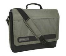 Targus PULSE MESSENGER ARMY GREEN Notebook Laptop bag CASE up to 15.4