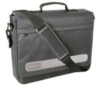 Targus PULSE MESSENGER CHARCOAL Notebook Laptop bag CASE up to 15.4