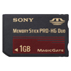 Sony Memory Stick PRO HG 1GB Memory Card